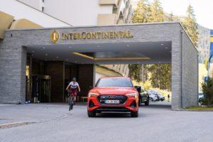 k3p mit Audi an Davoser Promotion
